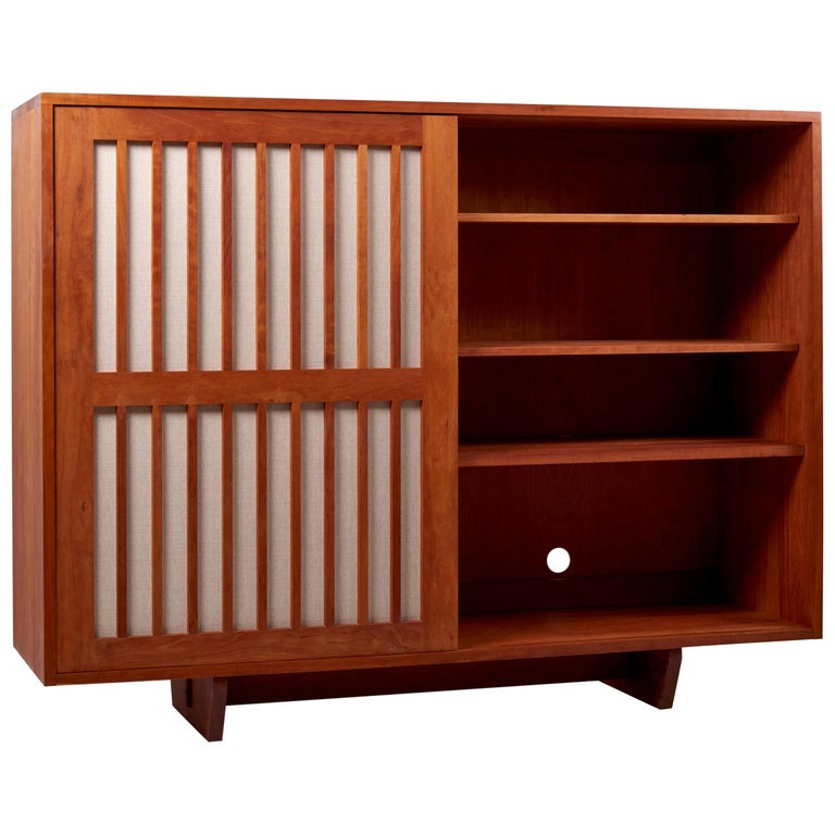 Studio Craft Cabinet by Arden Riddle, US, 1960s For Sale