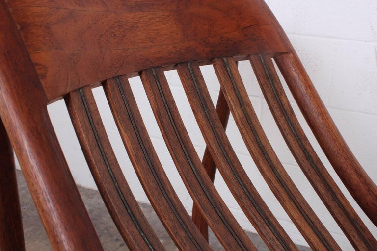 Studio Craft Rocking Chair by David Crawford For Sale 1