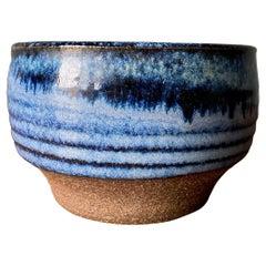 Studio Crafted Ceramic Planter, circa 1970s