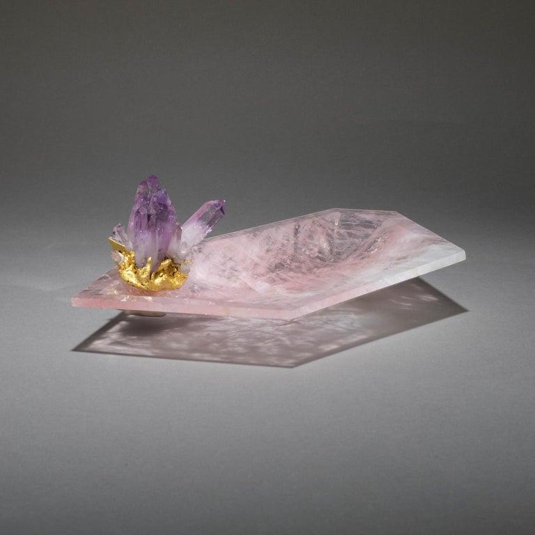 American Studio Greytak 'Crystal Bling Bowl 4