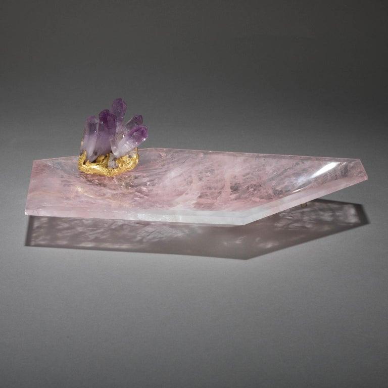 Carved Studio Greytak 'Crystal Bling Bowl 4