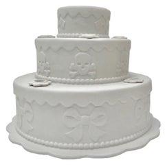 "Studio Job Biscuit ""Peace of Cake"" Candleholder"