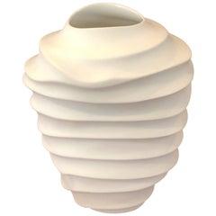Studio-Line Vita Grooved Vase by Johann Van Loon for Rosenthal