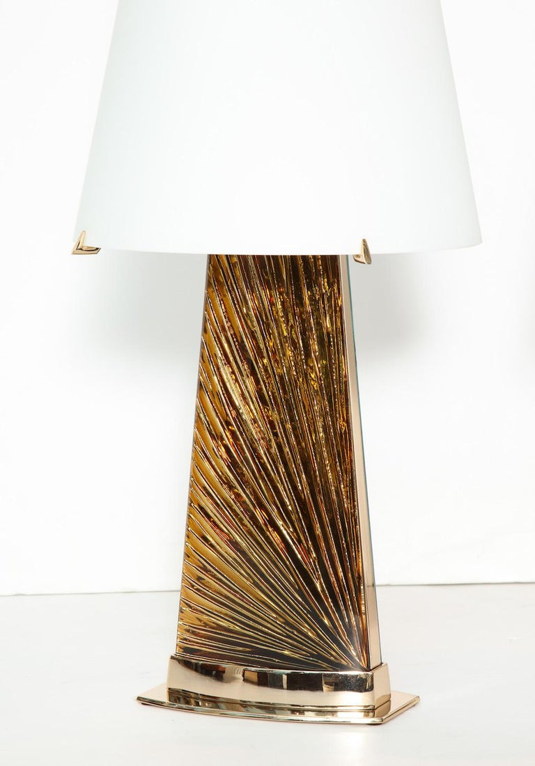 """Modern Studio-Made """"Abisso"""" Lamps by Ghiró Studio For Sale"""