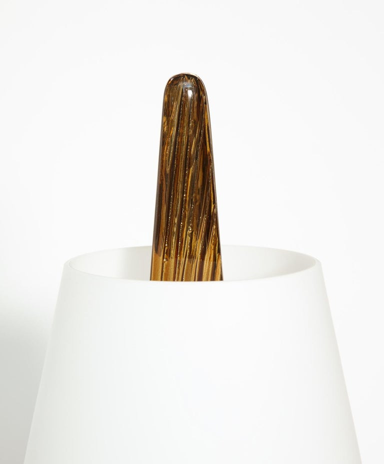 """Studio-Made """"Abisso"""" Lamps by Ghiró Studio In Excellent Condition For Sale In New York, NY"""