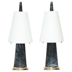 "Studio-Made ""Abisso"" Table Lamps by Ghiró Studio"