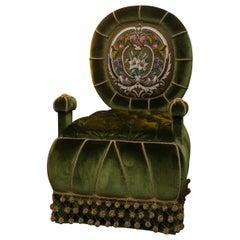 Studio Maison Nurita Napoleon III Inspired Beaded Chair