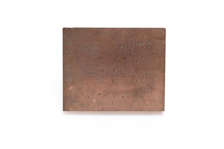 Wave, StudioManda, CoffeeTable, Wood, Liquid Metal, Limited Edition, Lebanon2012 For Sale 2