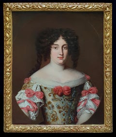 Portrait of Maria Virginia Borghese Chigi, Princess Farnese (1642–1718) c.1663