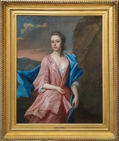 PORTRAIT of Mary Davison, Lady Eden (c.1710-1794) c.1725