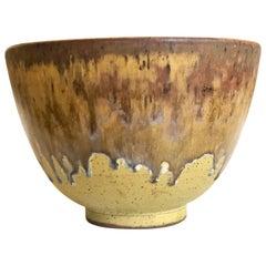 Studio Pottery Fruit Bowl or Planter, 20th Century