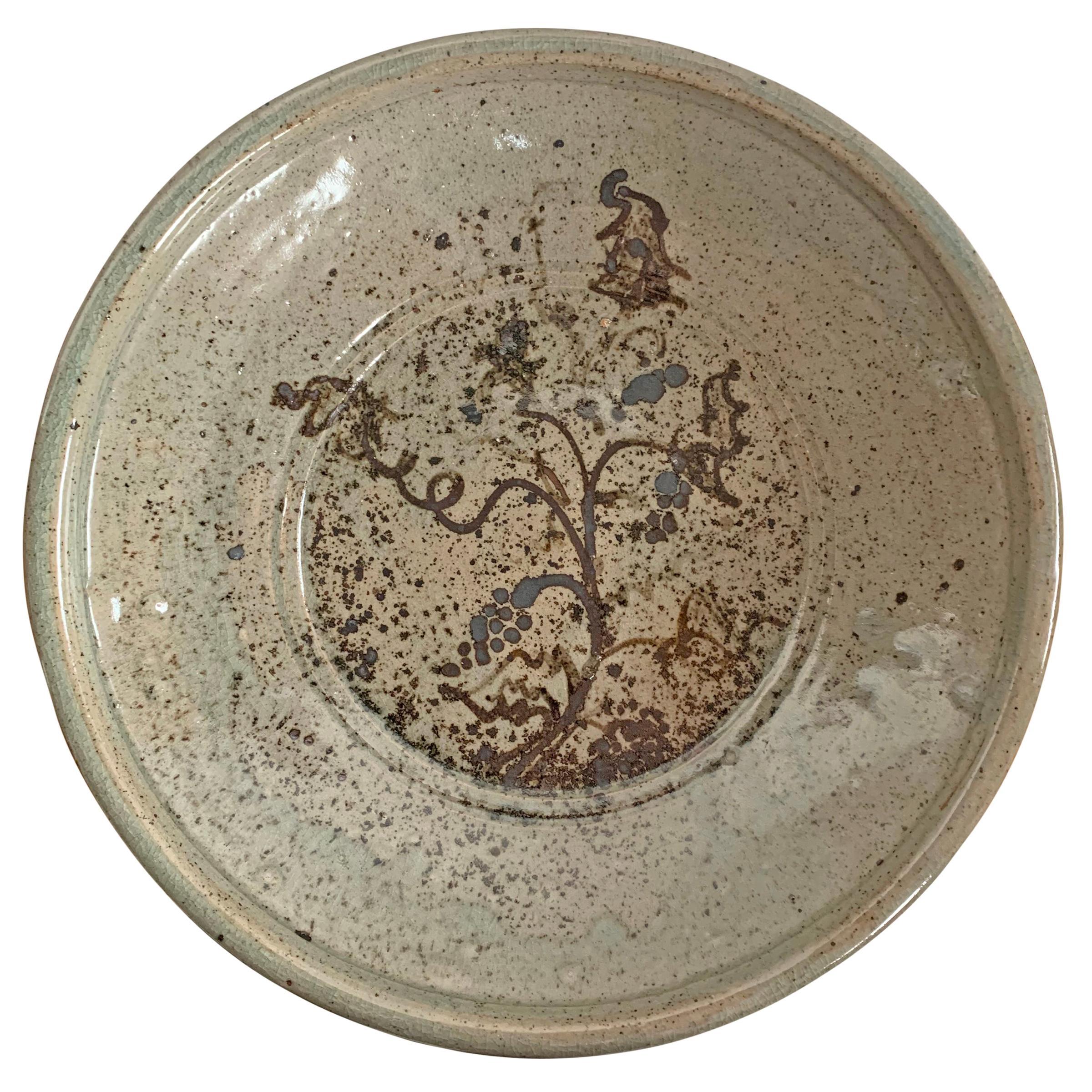 Studio Pottery Platter