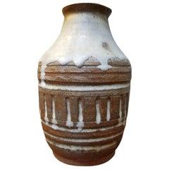 Studio Pottery Vessel by Herman Volz
