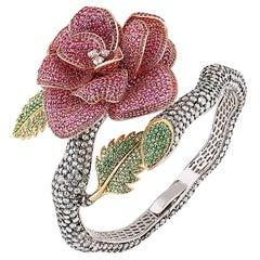 Contemporary Cuff Bracelets