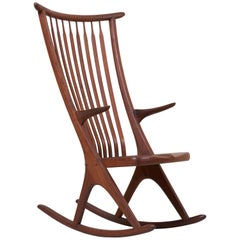 Studio Rocking Chair by Richard Harrison, US, 1960s