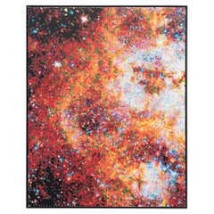 """Study for Tarantula Nebula"" by Jan Pieter Fokkens"