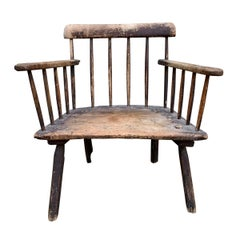 Stunning 18th Century Welsh Vernacular Windsor Chair