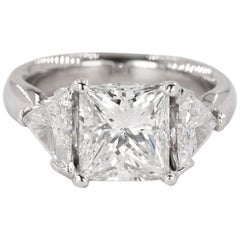 Stunning 3.03 Carat Diamond Ring