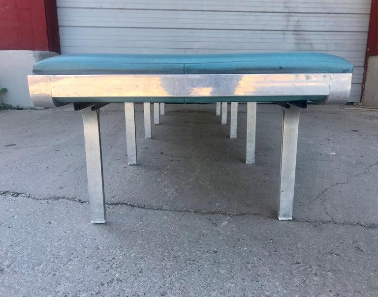 Seldom seen 5-seat cast aluminum