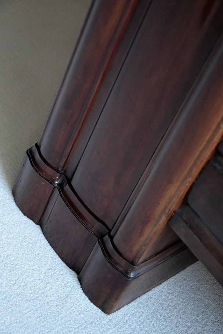Art Deco Mahogany Sofa by the Royal Danish Furniture Maker C.B. Hansens For Sale 6