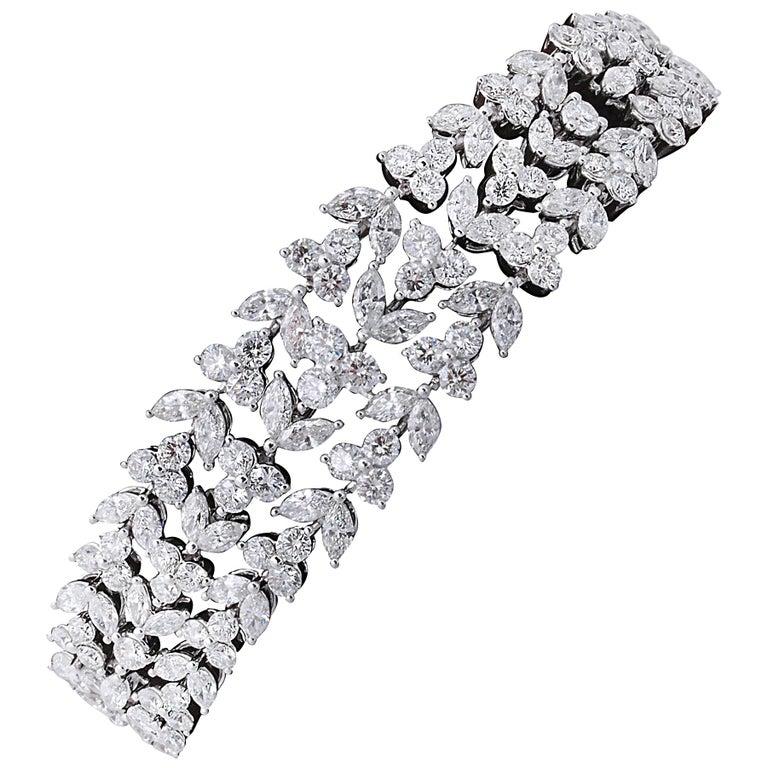Stunning Diamond Bracelet For Sale