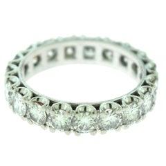 Stunning Diamond Eternity Ring / Wedding Band