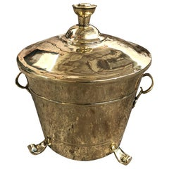 Stunning French 19th Century Coal Scuttle