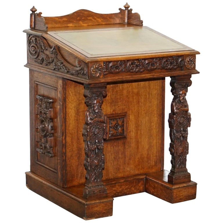 Custom writing desk