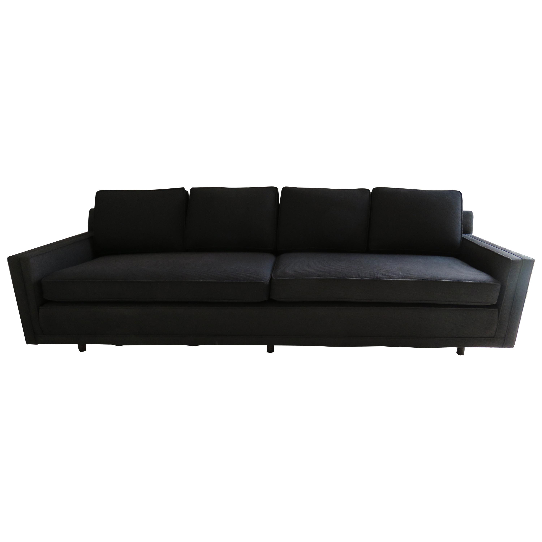 Stunning Harvey Probber 4-Seat Sofa Mid-Century Modern