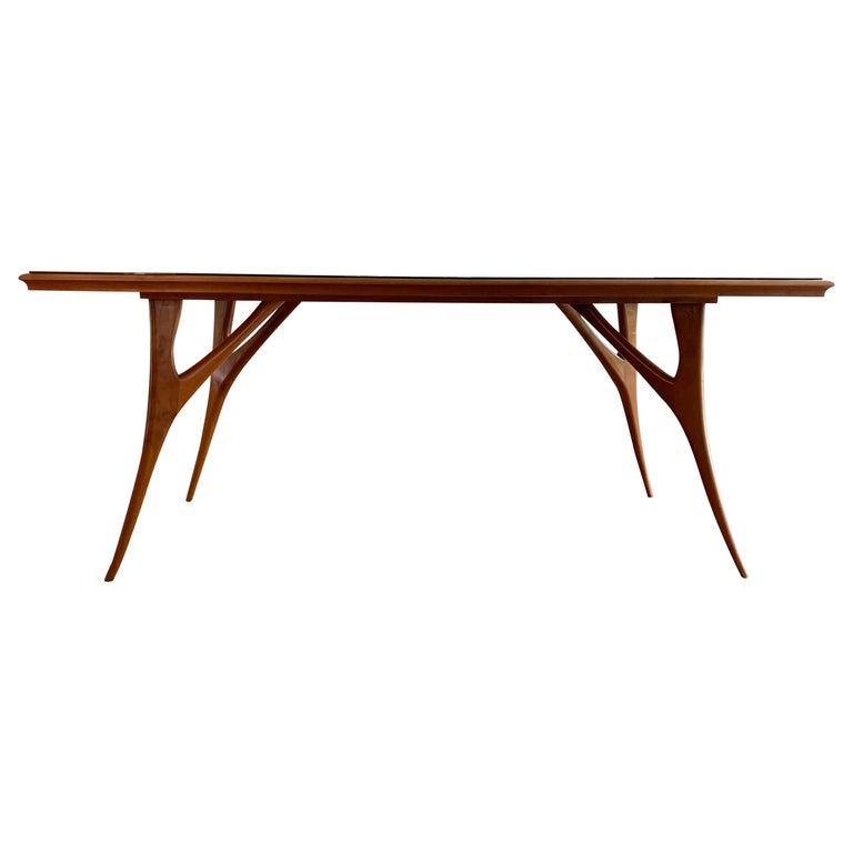 Stunning Italian Dining Table, 1950s For Sale