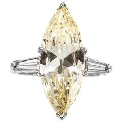 Stunning Marquise Diamond Ring
