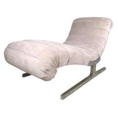Stunning Mid-Century Modern Chaise Longue