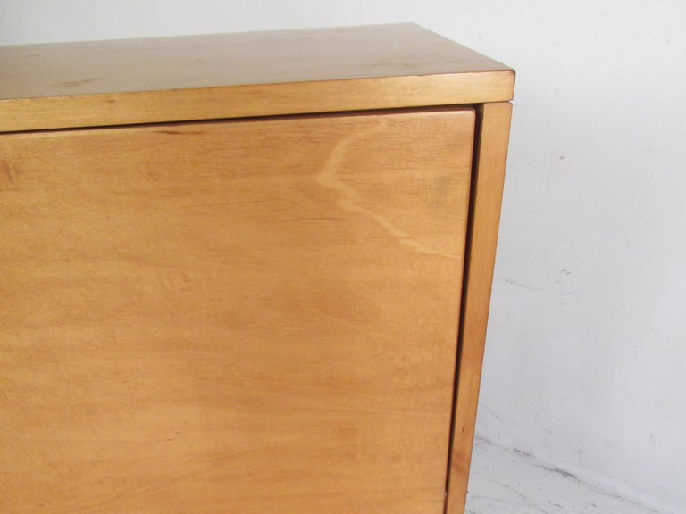Stunning Midcentury Paul McCobb Planner Group Two-Piece Desk For Sale 4