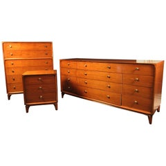 """Stunning Midcentury Bedroom Set by """"Exclusively Yours"""""""