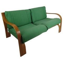 Stunning Midcentury Bentwood Sofa
