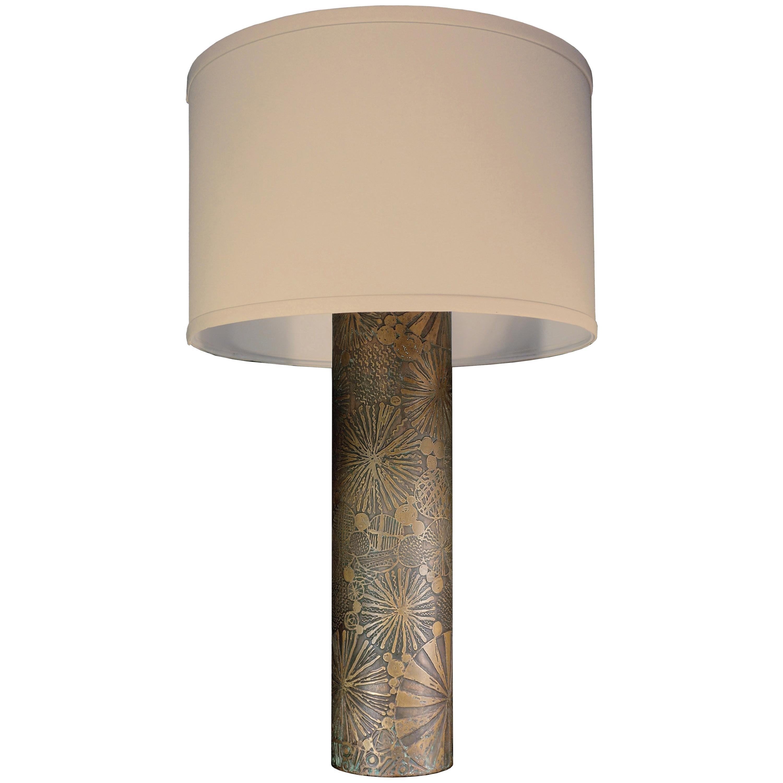 Stunning Midcentury style Brass Table Lamp