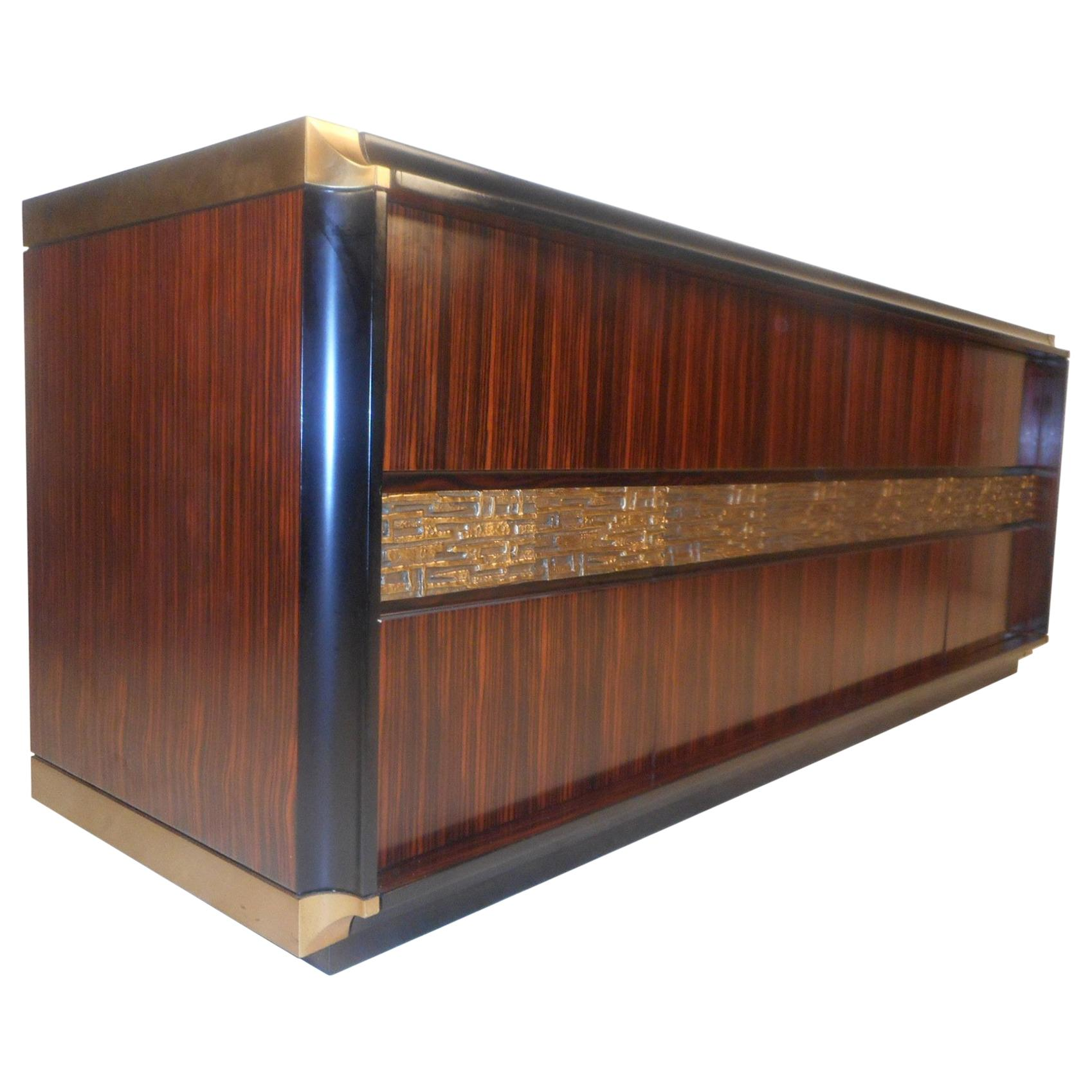 Stunning Midcentury Chic Sideboard by Frigerio