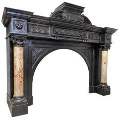 Stunning Napoléon III Fireplace
