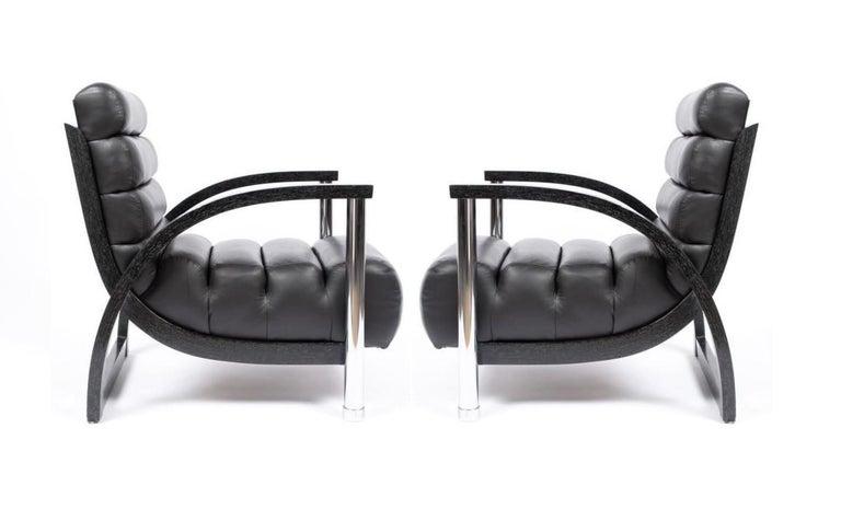 Mid-Century Modern Stunning Pair of Jay Spectre
