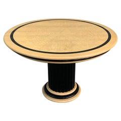 Stunning Pedestal Table by Hendrix-Allardyce