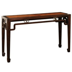 Stunning Restored Altar Console Table by Michael Taylor for Baker, circa 1970