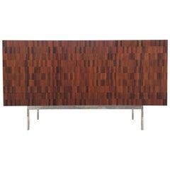 Stunning Rosewood Sideboard by Dieter Waeckerlin