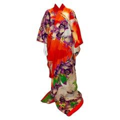 Stunning Vintage Wedding Kimono