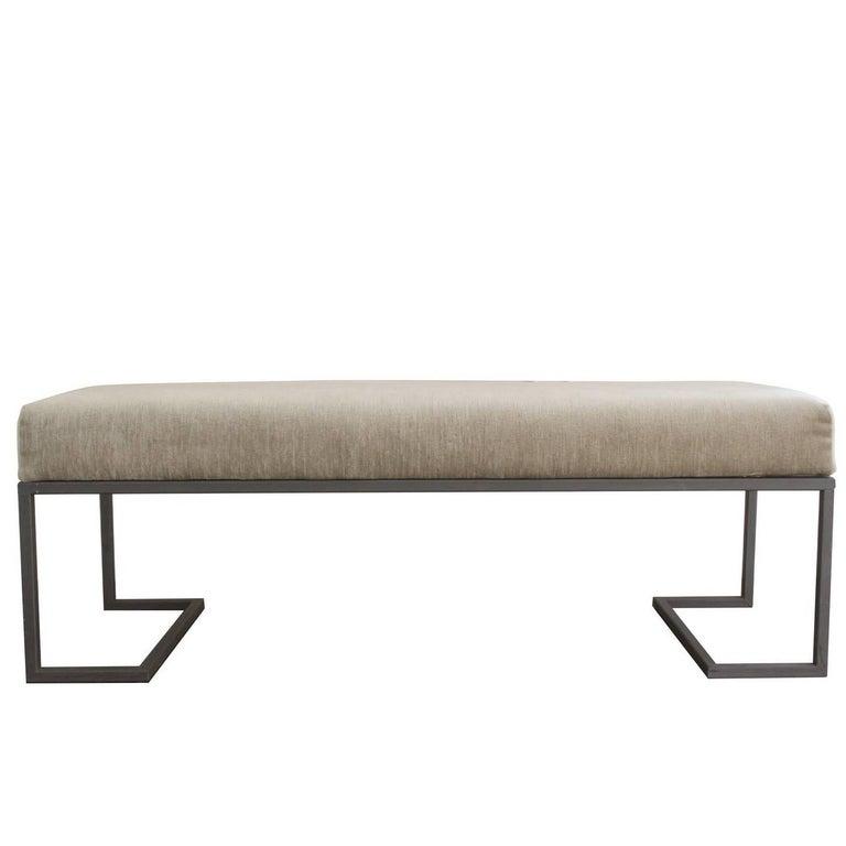 Style Bench in Velvet