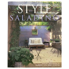 Style by John Saladino, Design, Decor and Architecture Coffee Table Book