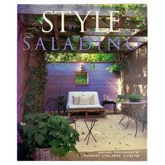 Style by John Saladino, Design, Decor & Architecture Book, First Edition, 2000