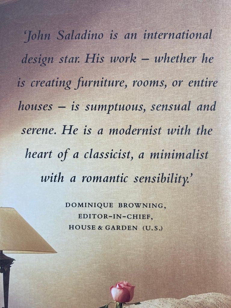 Style by John Saladino, Design, Decor and Architecture Coffee Table Book 6