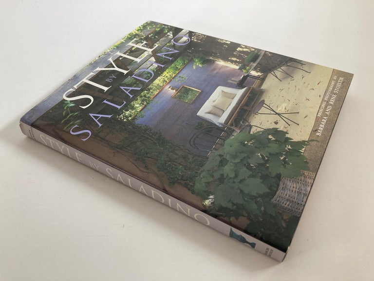 Spanish Colonial Style by John Saladino, Design, Decor and Architecture Coffee Table Book