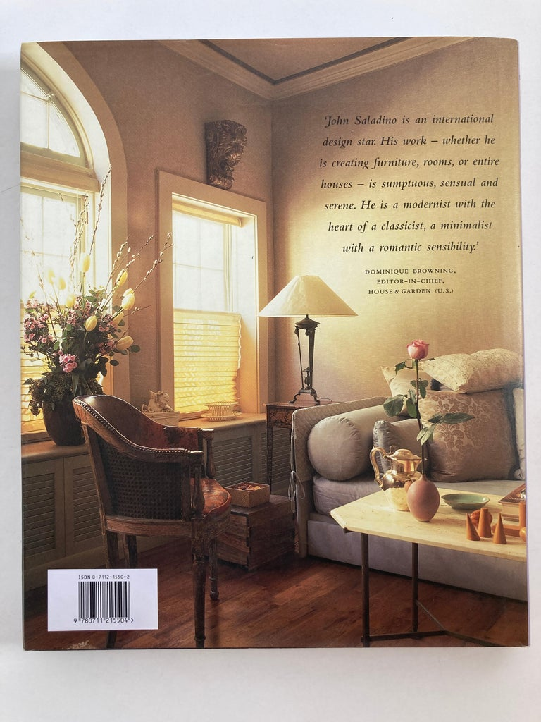 American Style by John Saladino, Design, Decor and Architecture Coffee Table Book