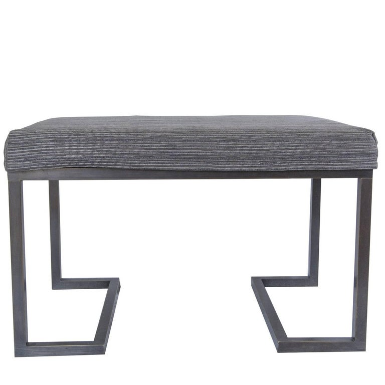 Style Mini Bench in Velvet